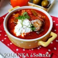 Solanka Soljanka nach DDR Rezept