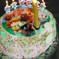 Tort urodzinowy dla dziecka