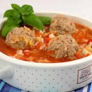 Zupa gołąbkowa przepis