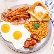 Angielskie śniadanie