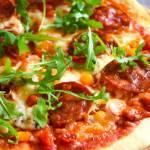 Najlepsza pizza na cienkim cieście HIT!