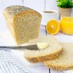 Najprostszy chleb pszenny na suchych drożdżach
