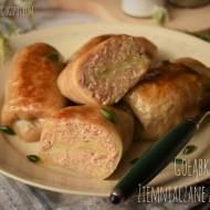 Gołąbki ziemniaczane z mięsem – kuchnia podkarpacka