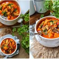 Najlepsza zupa rybna z batatami