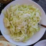 Chorwacja - Surówka z białej kapusty (Salata od bijelog kupusa)