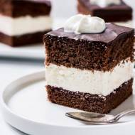 Ciasto Wuzetka Z Kwaśną Śmietaną