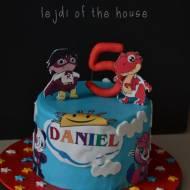 Urodziny: Daniel ma 5 lat! :)