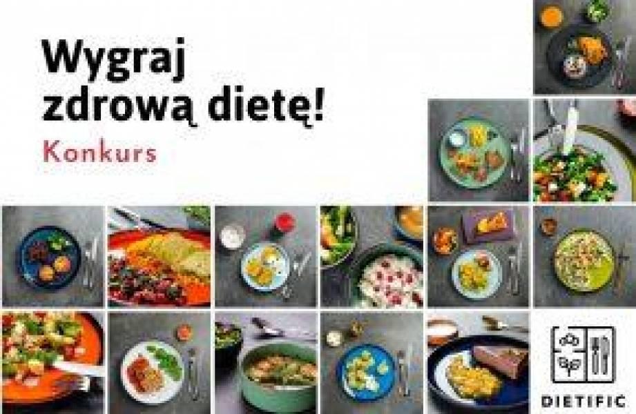 Wygraj Zdrową Dietę – Konkurs!