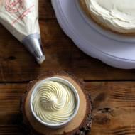 Krem do tortu – z białą czekoladą