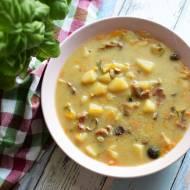 Zupa grzybowa - pyszna