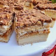 Ciasto Maxi king - słodkie i pyszne
