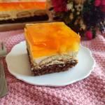 Ciasto Minezja z ananasem