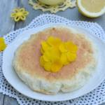 Cytrynowe ciasto na białkach