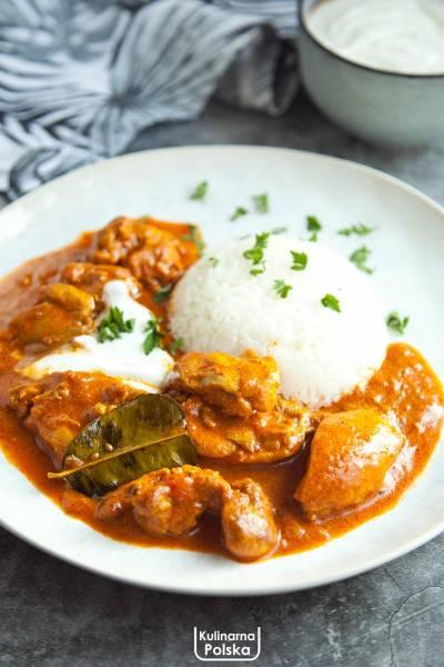 Kurczak tikka masala. Przepis na pyszne indyjskie danie z kurczaka