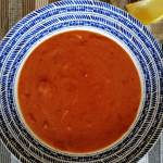 Algieria - Chorba smid (Zupa pomidorowa z semoliną)