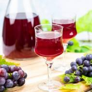 Nalewka z winogron