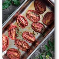Wolno pieczone w niskiej temperaturze pomidory według Jarzynovej
