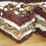 Ciasto Marysieńka--zachwyci każdego+FILM