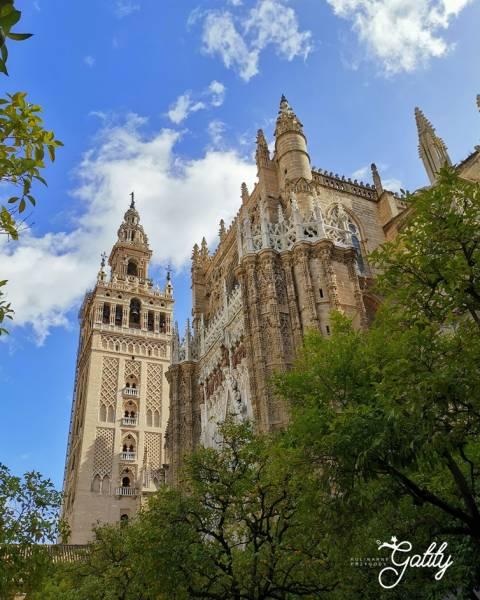 Sewilla - La Giralda i Real Alcázar