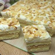 🍌 Bananowa krówka 🐄 - ciasto bez pieczenia 🍰