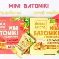 Mini batony z nerkowców a'la sernik waniliowy/tarta malinowa – Dobra Kaloria