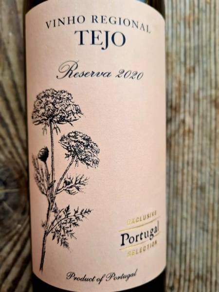 Vinho Regional, Tejo, Reserva 2020
