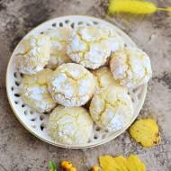 Migdałowe ciasteczka  i jesienne zapachy do domu