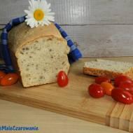 Chleb błyskawiczny żytnio - orkiszowy