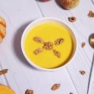 Zupa krem z dyni z gruszką