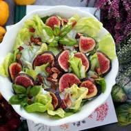 Sałata z figą