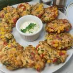 ✔️🍗 Siekane kotlety z kurczaka z warzywami 🍗✔️