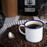 Świeżo palona kawa Cafe Panamera