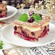 Ciasto Pijana Amarena