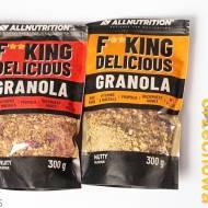 F**KING DELICIOUS GRANOLA – ALLNUTRITION (SFD)