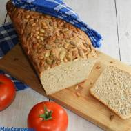 Chleb pszenno - orkiszowy z pestkami dni