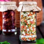 Francuska mieszanka suszonych warzyw mirepoix