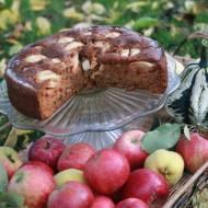 Pyszne ciasto marchewkowe z jabłkami