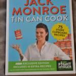 'Tin can cook' Jack Monroe