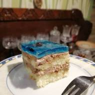 Ciasto Borówkowe Cappuccino