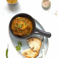 Curry z kurczaka z Andhry