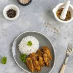 Kurczak z Chettinad