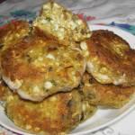 pyszne kotlety jajeczno-pieczarkowe...