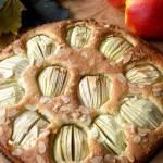 Jabłecznik z migdałowym aromatem