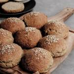 Bułki z mąki migdałowej (keto)