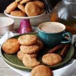 Ekspresowe ciastka CYNAMONOWE / sposób na zużycie żółtek / Snickerdoodles