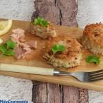 Ryżowe kotlety z tuńczykiem