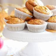 Jesiennne muffinki jabłkowo-dyniowe