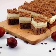 Przepis na ciasto czekoladowe z bitą śmietaną