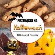 Pyszne Przekąski na Halloween: TOP 12 Najlepszych Przepisów na Halloweenowe Pyszności