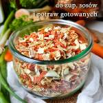 Jak zrobić suszoną włoszczyznę do zup